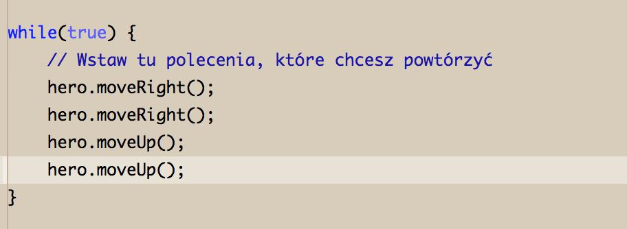 Pętle w JavaScript